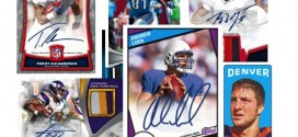 2012 Topps Football Checklist