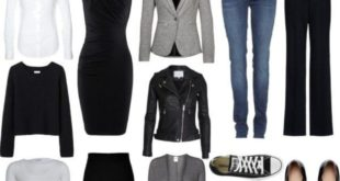 The Perfect Wardrobe for Women Checklist
